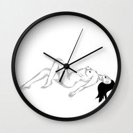 Casual Lounge Wall Clock