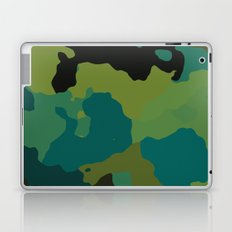 Colorful Camo Laptop & iPad Skin