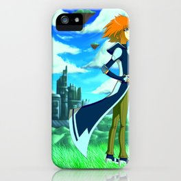 Tales of a Wanderer iPhone Case