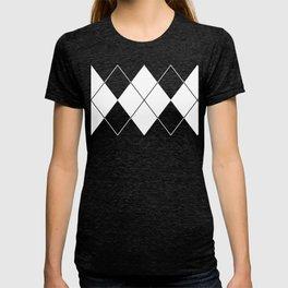 Power Argyle Rangers T-shirt