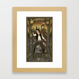 Smugglers, Inc Framed Art Print
