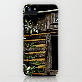 Smokehouse iPhone Case