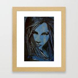 GYNE Framed Art Print