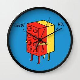 Le go! No Wall Clock