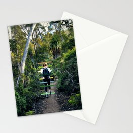 Travellers Eyes II Stationery Cards