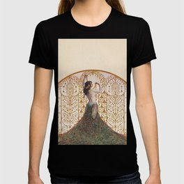 Ornate Art Deco T-shirt
