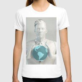 Integrated Management System IMS Global Framework as Concept T-shirt