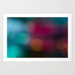 Bright Lights #24 Art Print