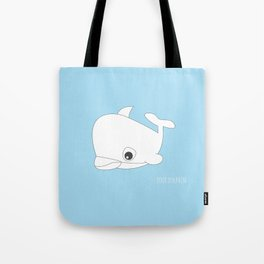 YOUR.DOLPHIN Tote Bag