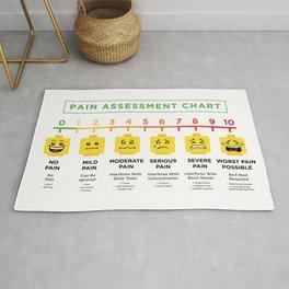 Pain Assessment Chart Rug