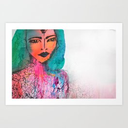Art Wonder Art Print