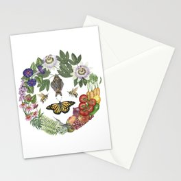 Summer's Bounty Stationery Cards