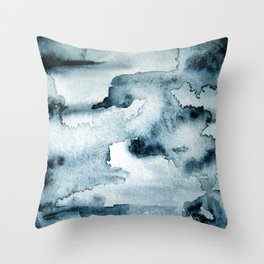 Indigo Throw Pillow