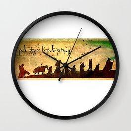 Fellowship Wall Clock