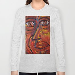 Face Long Sleeve T-shirt