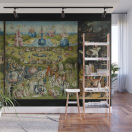 The Garden Of Earthly Delights (Extreme High Quality) Wall Mural