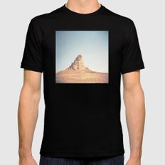 Monument Valley MEDIUM Mens Fitted Tee Black