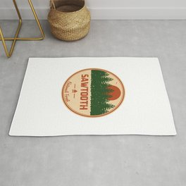 Sawtooth National Forest Rug