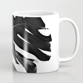 Tropical Monstera Finesse #2 #minimal #decor #art #society6 Coffee Mug