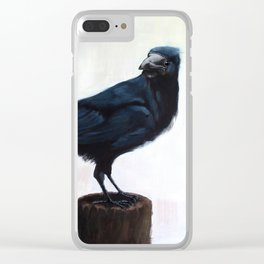The Watcher's Post Clear iPhone Case