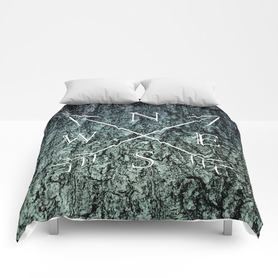 North south west east Comforters