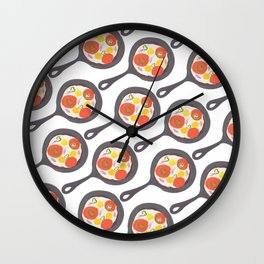 Shakshuka Wall Clock