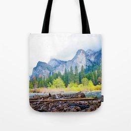 Yosemite Mood Tote Bag
