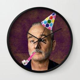 Bill Motherfucking Murray Wall Clock
