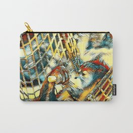 AnimalArt_OrangUtan_20170602_by_JAMColorsSpecial Carry-All Pouch