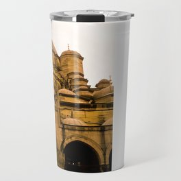 Mosque from above. Travel Mug