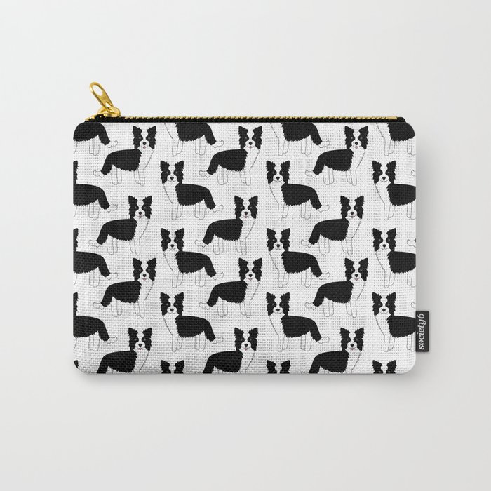 I love my Border Collie Carry-All Pouch