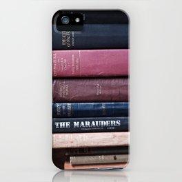 Bookworms iPhone Case