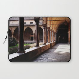 Old monastery Laptop Sleeve