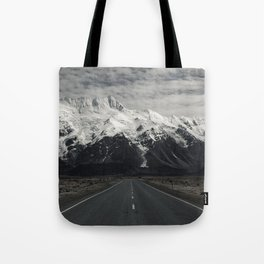 Road Tote Bag