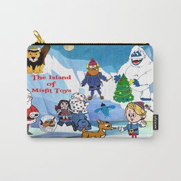Island of Misfit Toys Carry-All Pouch