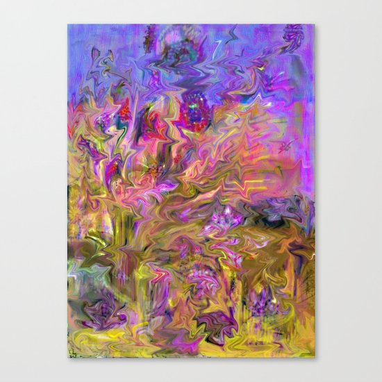 Conglomerate Canvas Print
