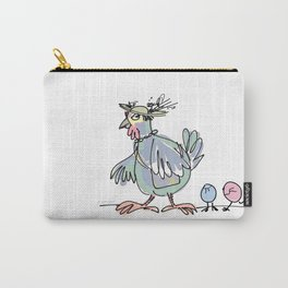 Easter Parade Carry-All Pouch