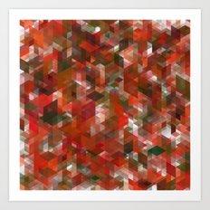 Panelscape - #3 society6 custom generation Art Print