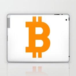 Bitcoin basic Laptop & iPad Skin