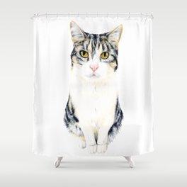 Little cat Harry Shower Curtain