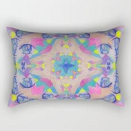 Inner Space 1 Rectangular Pillow