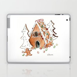 Gingerbread House Laptop & iPad Skin