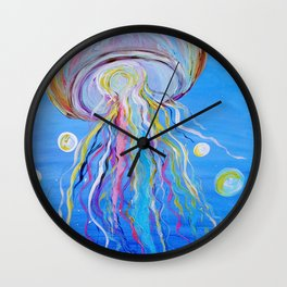 Jelly Time Wall Clock
