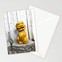 Chinese Luck Dragon Stationery Cards