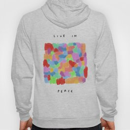 Numerous Colors in This World no.3 Hoody
