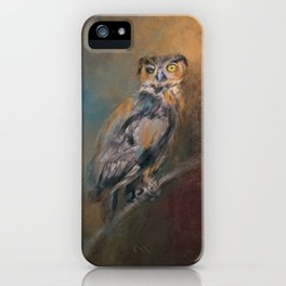 One Eye On You iPhone Case