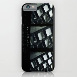 Magnification iPhone Case