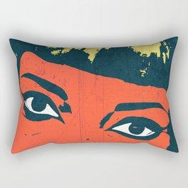 Witch Eyes Rectangular Pillow