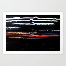 BY-PASS_NY 06 Art Print