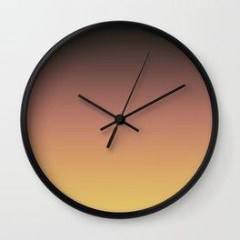Anguilla Wall Clock
